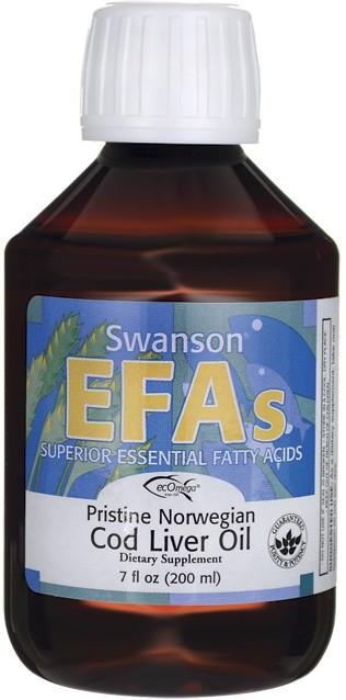 Pristine Norwegian Cod Liver Oil - 200 ml.