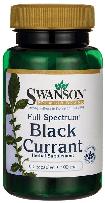 Full Spectrum Black Currant, 400mg - 60 caps