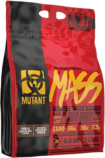Mutant Mass (New Formula and Package)