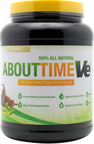 About Time Vegan Protein Formula