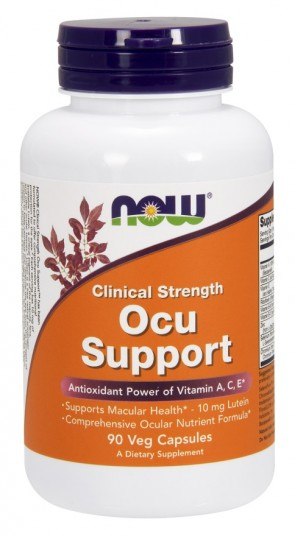 Ocu Support Clinical Strength - 90 vcaps