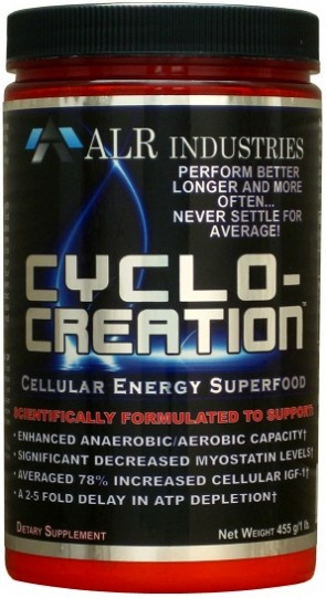 Cyclo-Creation, Unflavored - 455g