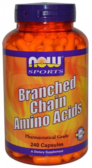 Branched Chain Amino Acids, Capsules - 240 caps