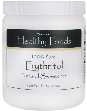 Erythritol, 100% Pure Natural Sweetener - 454g