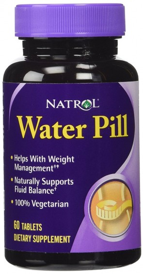 Water Pill - 60 tabs