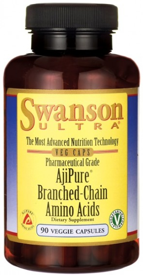 AjiPure Branched-Chain Amino Acids - 90 vcaps