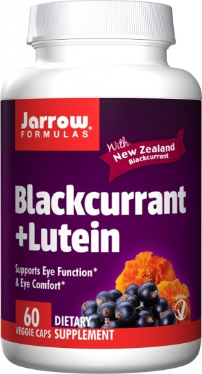 Blackcurrant + Lutein - 60 vcaps